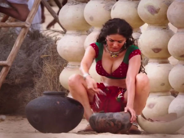 Sunny Leone As Village Girl