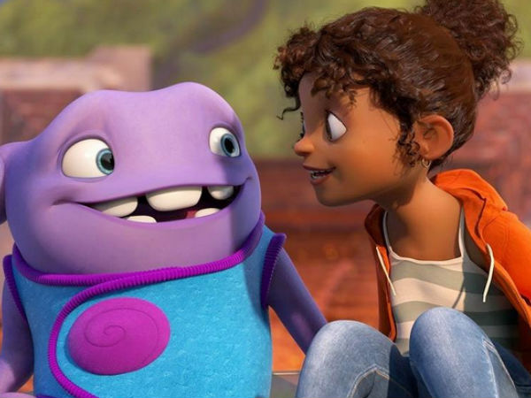 'Home' Movie Review: A Fun Watch