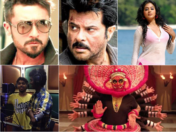 Highlights Of The Week: Anil's Threat To Suriya, Kamal's Power To Unite Hindu-Muslims And Much More!