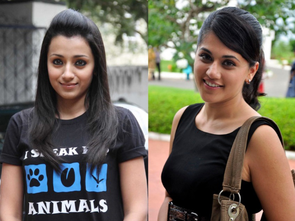 When Trisha's Loss Became Taapsee's Gain