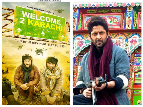 Arshad Warsi Irked With Media, Calls Them Mad!