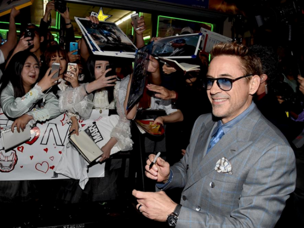 I Clawed My Way To The Top: Robert Downey Jr