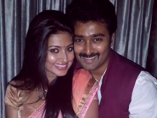 Actress Sneha Is Expecting Her First Child?