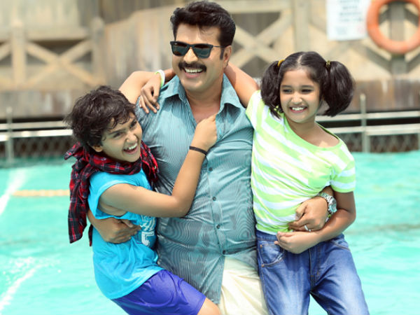 Mammootty Back As A Family Man