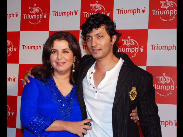 Farah Khan-Shirish Kunder