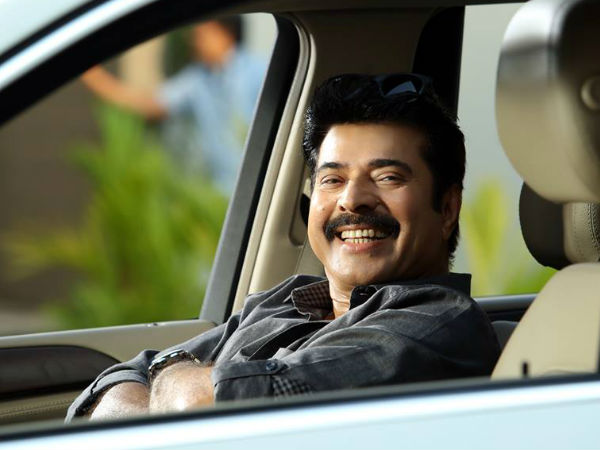 Mammootty As Bhaskar