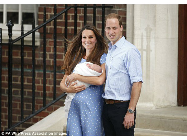 St Mary's Hospital Preps For Kate Middleton's Second Delivery