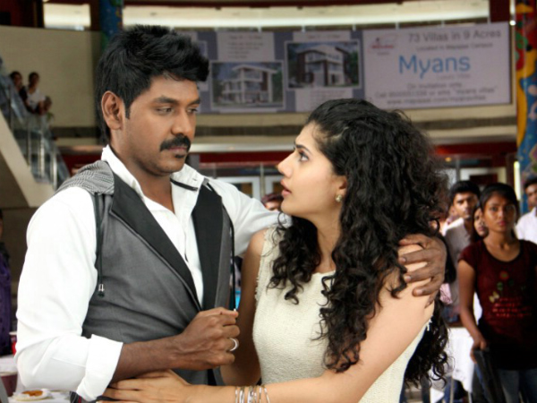 Raghava Lawrence And Taapsee