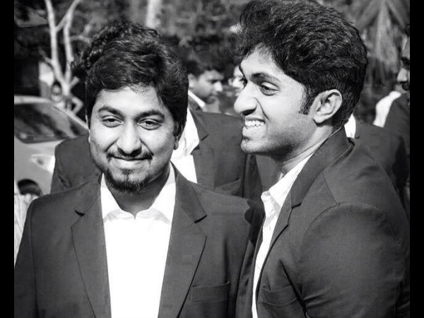 Vineeth And Dhyan Are Cousins!