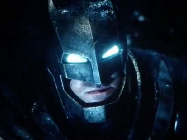 Watch: Batman vs Superman: Dawn of Justice Trailer Leaks