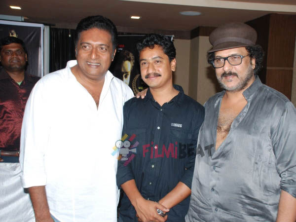 Prakash Raj And Ravichandran