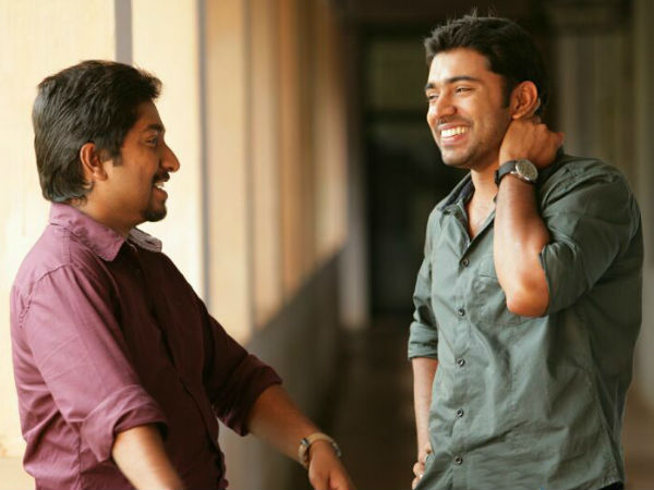 Vineeth Sreenivasan And Nivin Pauly Back Together