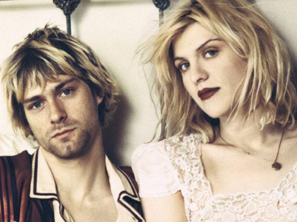 Courtney Love Kurt Cobain Daughter images
