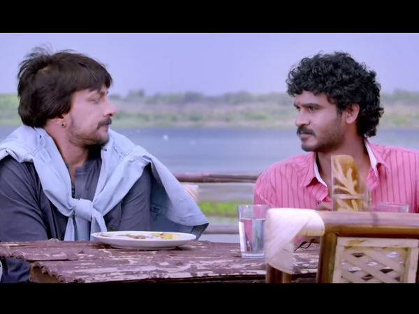 Sudeep And Chikkanna