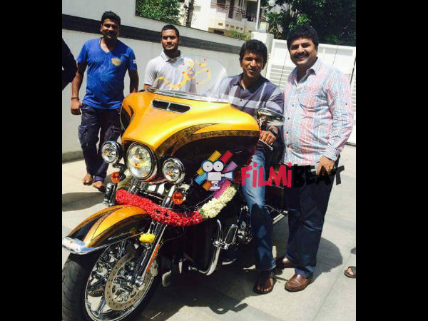 WOW! Is Puneeth Rajkumar A Racer In 'Doddmane Huduga'?