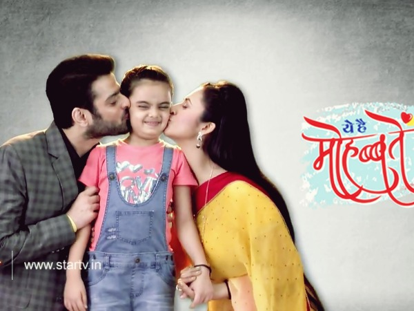 Yeh Hai Mohabbatein: Shagun's Plan To Escape With Her Children