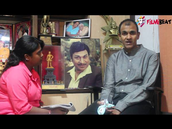 WATCH: Exclusive Interview With Raghavendra Rajkumar On Dr Rajkumar's 87th Birthday