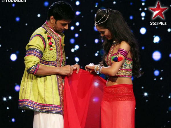Chetan On Shakti-Neha Performance