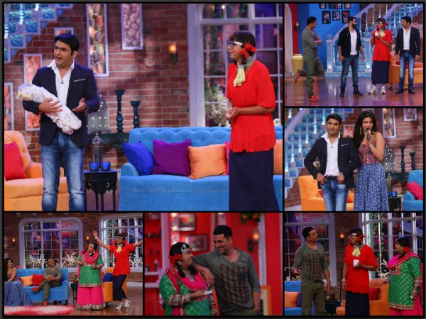 Comedy Nights With Kapil One-Year Leap