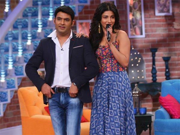 Kapil And Shruthi