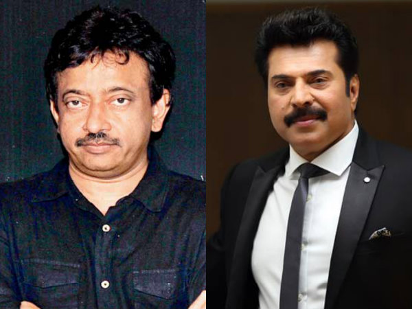 RGV's Controversial Tweets On Mammootty