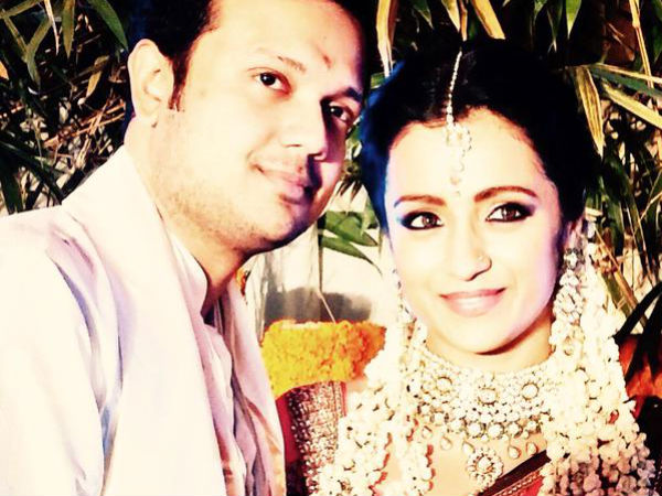 WHAT? Trisha Breaks Up With Varun Manian After Being Engaged For Three Months?