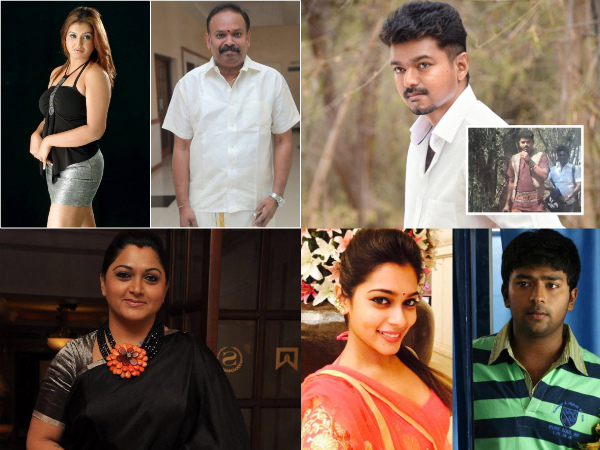 Highlights Of The Week: Sona's Complaint Against Venkat Prabhu, Khushboo's Threat To A Director!