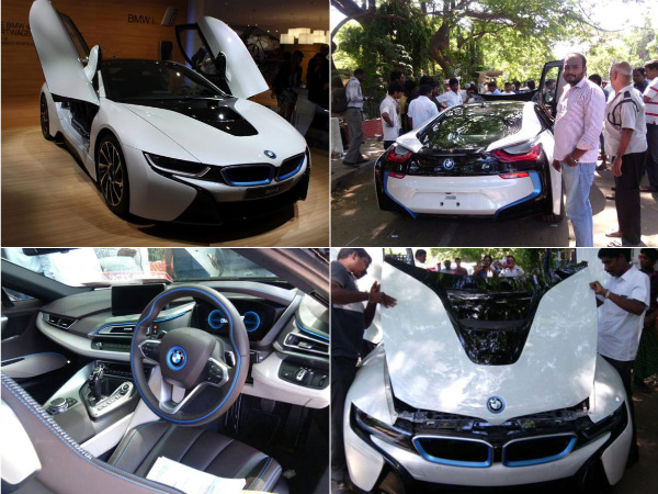 Ajith's New BMW i8: What Makes This Supercar So Special?