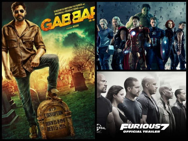 Box Office Predictions: Gabbar Is Back To Beat Furious 7 & Avengers Record?