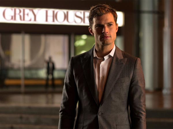 And Here Comes Mr. Grey
