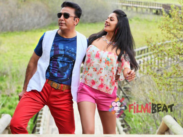 Filming Of Uttama Villain