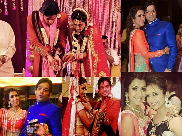 Karan Patel And Ankita Bhargava Wedding
