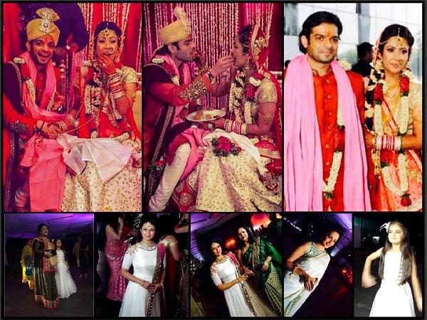 yeh hai mohabbateins karan patel married ankita bhargava