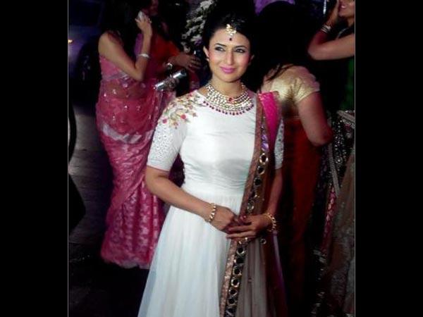 Karan Patel-Ankita Bhargava Wedding: Divyanka Tripathi ...