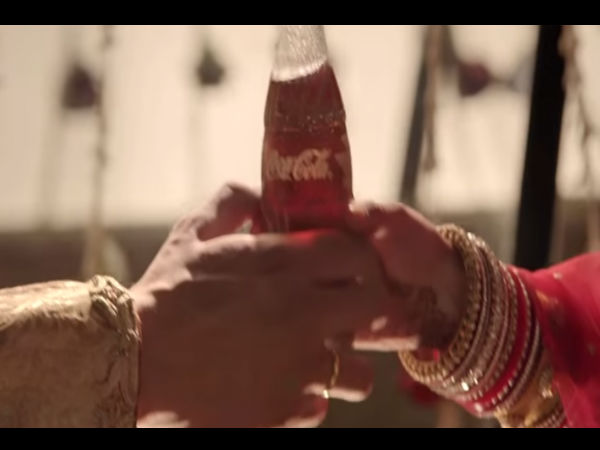 Sid Brings Coke For Alia
