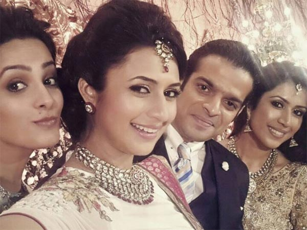 Karan Patel's Wives