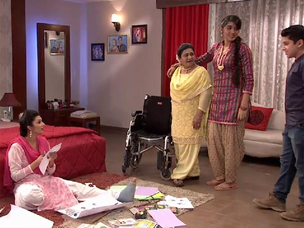 Ishita Missing Raman
