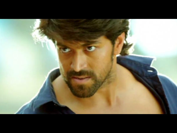 Rocking Star Yash's Acting Skills