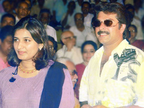Mammootty Sulfath Wedding Anniversary Special Some Candid