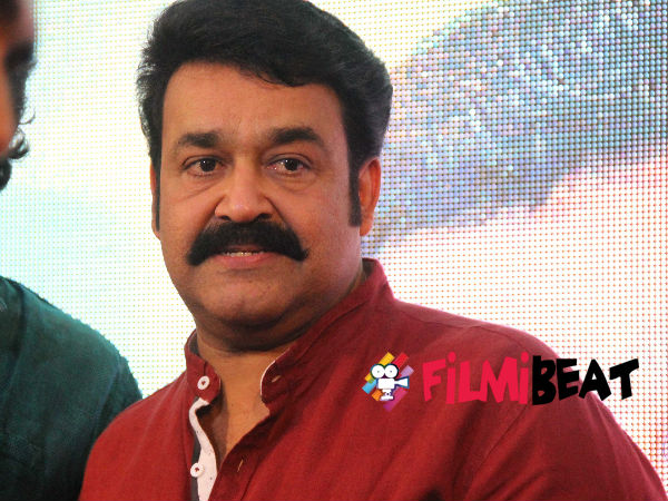 I'm Bald, Says Mohanlal