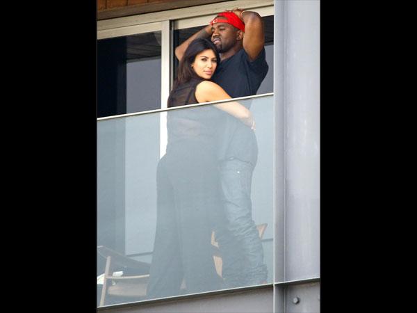 Kim Kardashian Wedding Gift