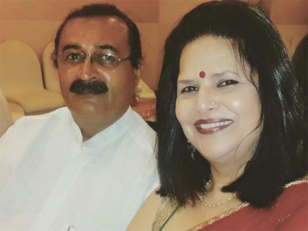 Divyanka's Parents