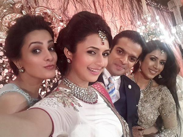 Divyanka And Friends