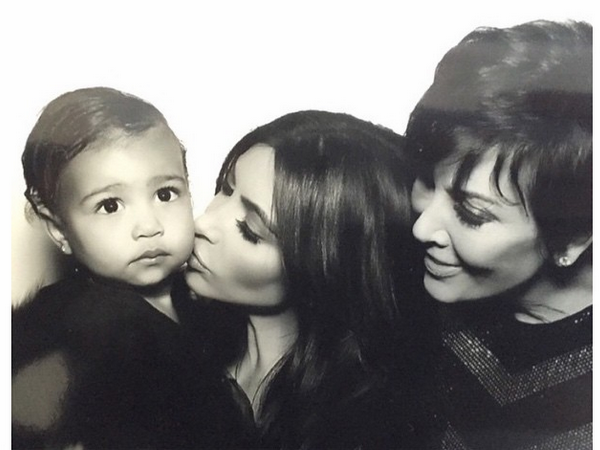 Kim Kardashian Spends Mother's Day Alone, Kanye Makes Up With Surprises