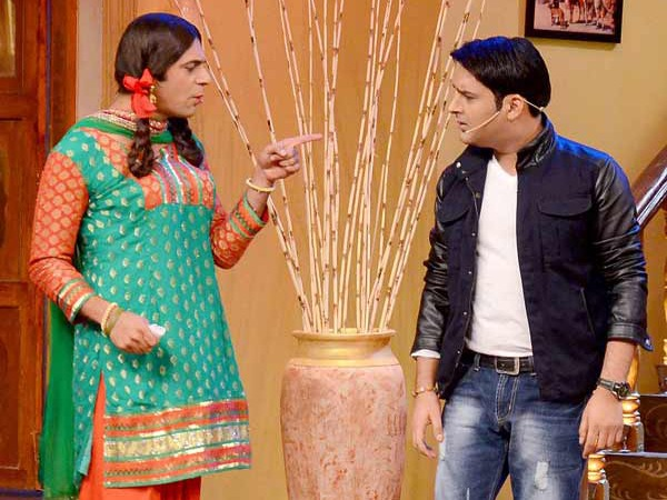 Kapil Sharma's Too Busy To Be Arrogant: Gutthi Of Comedy Nights.., Sunil Grover