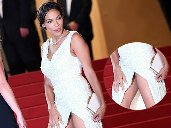 cannes wardrobe malfunction cannes red carpet