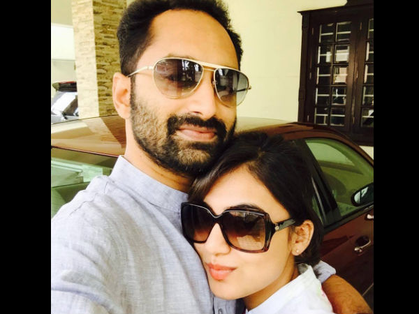 Fahadh And Nazriya's Dream Home