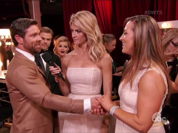 Noah Galloway Gets Engaged, Proposes Jamie Boyd On DWTS' Semifinal