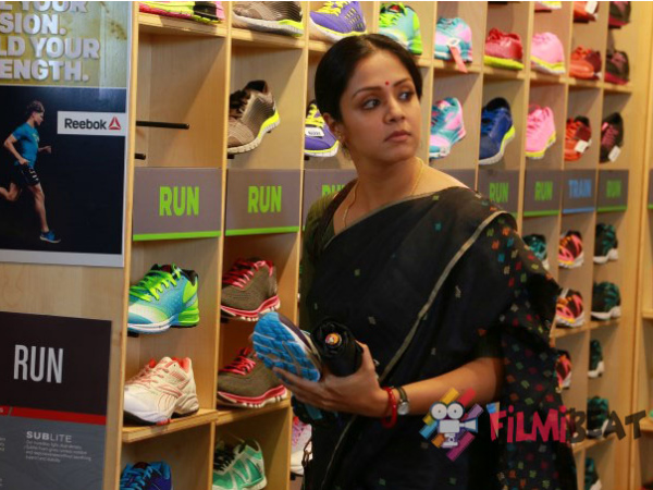 Jyothika's Dilemma In The Movie