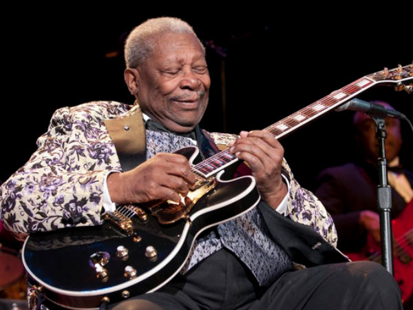 'King of the Blues' Legend BB King Dies at Age 89